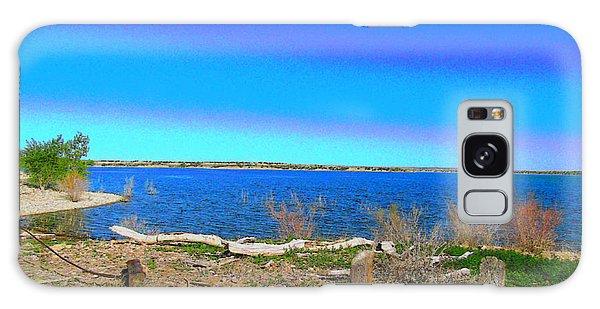 Lake Pueblo Painted Galaxy Case
