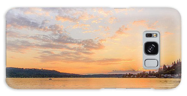 Lake Sammamish Galaxy Case