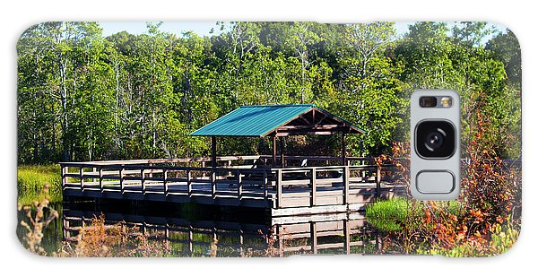 Lake Scene Galaxy Case