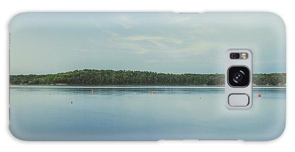 Lake Scene Galaxy Case by Scott Meyer