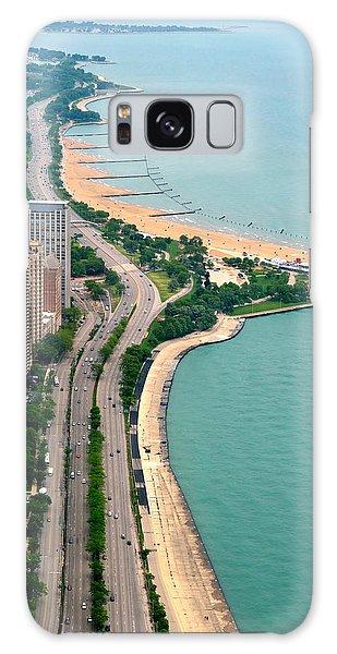 Lake Shore Dr . Chicago Galaxy Case