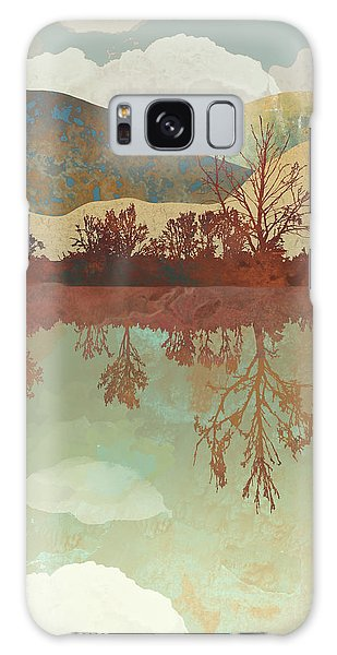 Landscape Galaxy Case - Lake Side by Spacefrog Designs