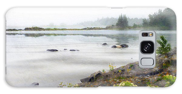 Lake Superior Galaxy Case by Ed Hall