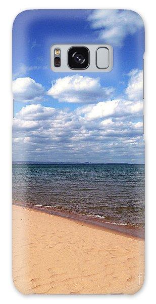 Lake Superior In Summer Galaxy Case