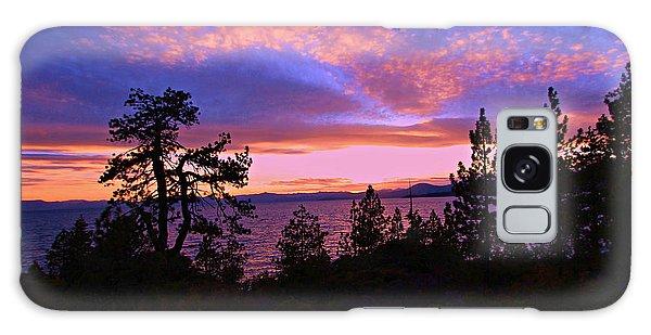 Lake Tahoe Crescendo Galaxy Case