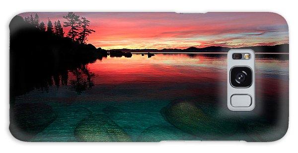 Lake Tahoe Jewels Galaxy Case
