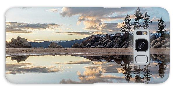 Lake Tahoe Mirror Galaxy Case