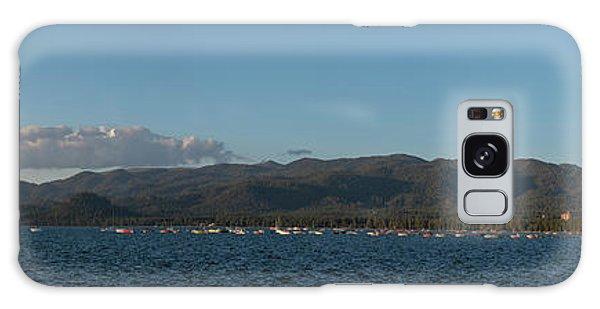 Lake Tahoe Panorama Galaxy Case