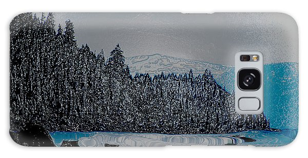 Lake Tahoe Wrapped Galaxy Case