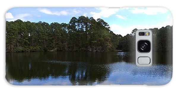 Lake Thomas Hilton Head Galaxy Case