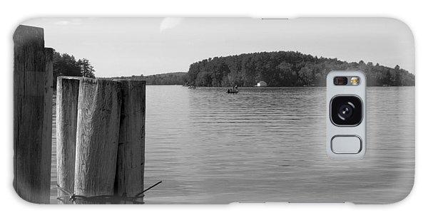 Lake Winnipesaukee Pilings Galaxy Case
