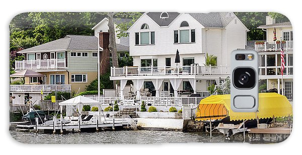 Lakefront Living Hopatcong Galaxy Case