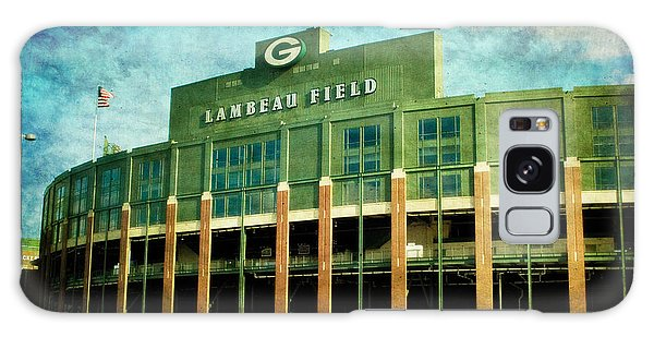 Lalalalala Lambeau Galaxy Case by Joel Witmeyer