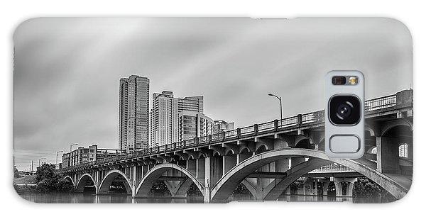 Lamar Bridge In Austin, Texas Galaxy Case