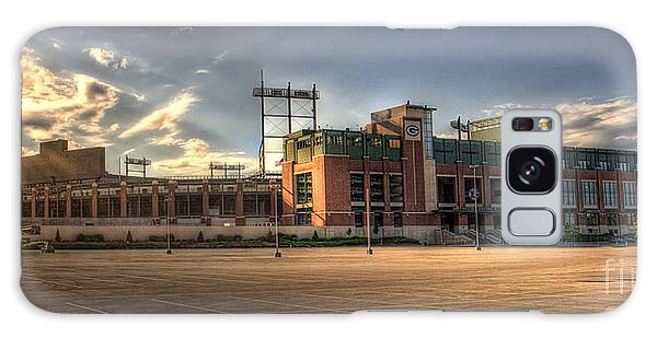 Lambeau Field Galaxy Case by Joel Witmeyer
