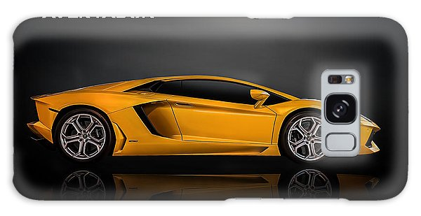 Lamborghini Aventador Galaxy Case