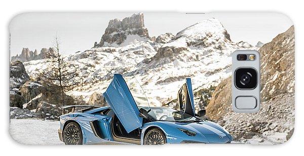Lamborghini Aventador Sv Galaxy Case