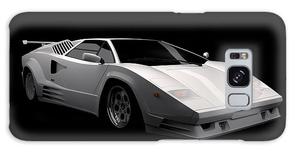 Lamborghini Countach 5000 Qv 25th Anniversary Galaxy Case