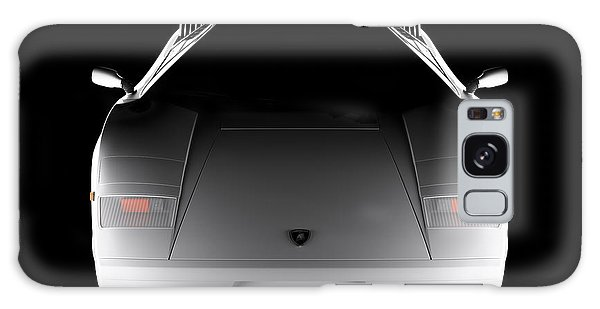 Lamborghini Countach 5000 Qv 25th Anniversary - Front View  Galaxy Case