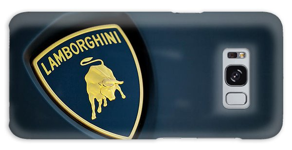 Galaxy Case featuring the photograph Lamborghini  by ItzKirb Photography