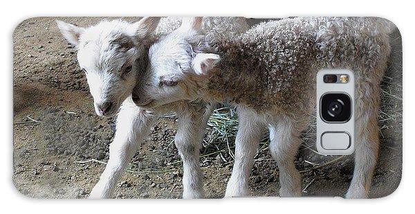 Lambs Galaxy Case by Kae Cheatham