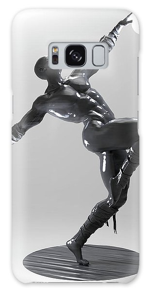 Imagery Galaxy Case - Lamp Man 04 by Joaquin Abella