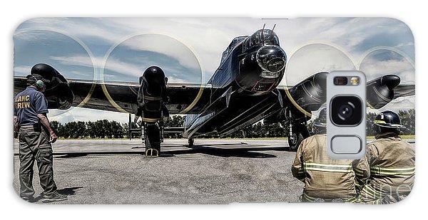 Lancaster Engine Test Galaxy Case