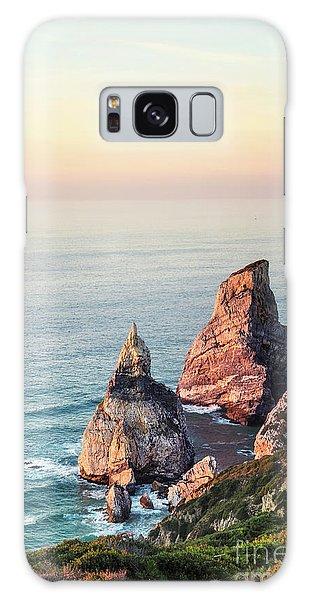 Atlantic Ocean Galaxy Case - Land Of Eternal Sunset by Evelina Kremsdorf