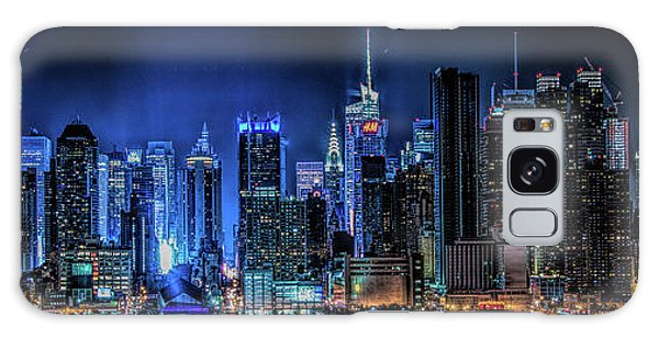 Land Of Tall Buildings Galaxy Case