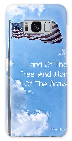 Land Of The Free Galaxy Case