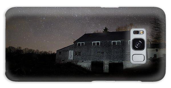 Landfall At Night Galaxy Case