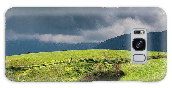 Landscape Aspromonte Galaxy Case