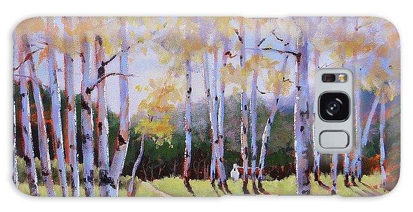 Landscape Series 3 Galaxy Case by Laura Lee Zanghetti