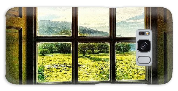 Beautiful Galaxy Case - #landscape #window #beautiful #trees by Samuel Gunnell