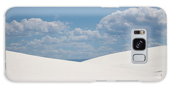 Landscapes Of White Sands 11 Galaxy Case