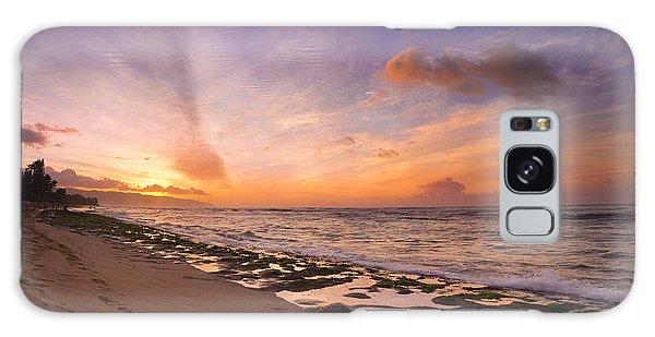 Laniakea Sunset Galaxy Case