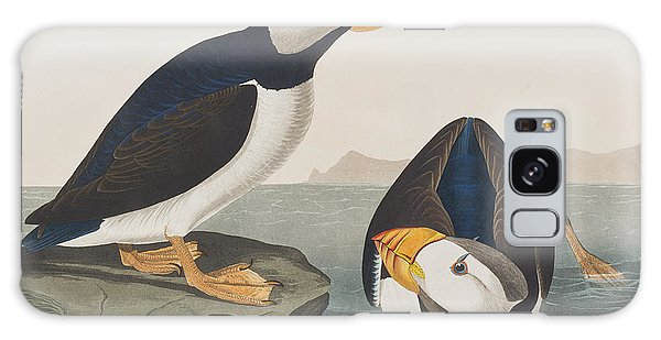 Large Billed Puffin Galaxy S8 Case