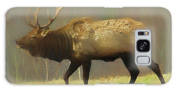 Large Pennsylvania Bull Elk. Galaxy Case
