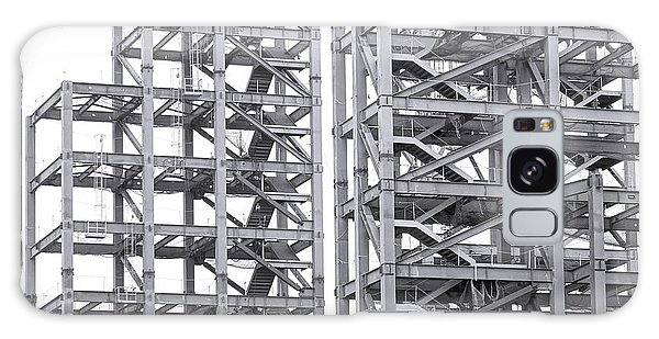 Large Scale Construction Project With Steel Girders Galaxy Case by Yali Shi