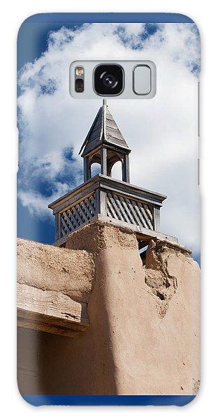 Las Trampas Church Galaxy Case