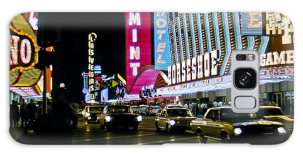 Las Vegas 1964  II Galaxy Case by Albert Seger