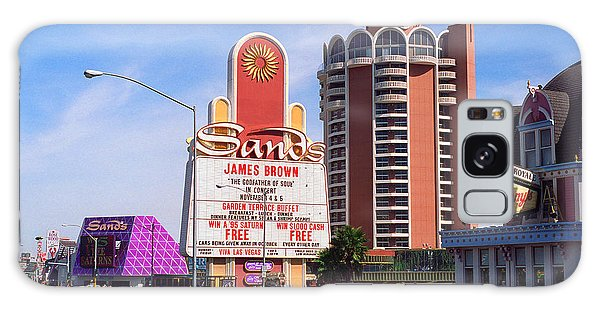 Las Vegas 1994 #1 Galaxy Case by Frank Romeo