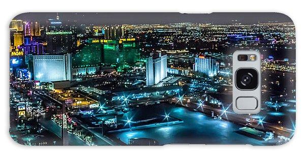 Las Vegas Looking North Galaxy Case