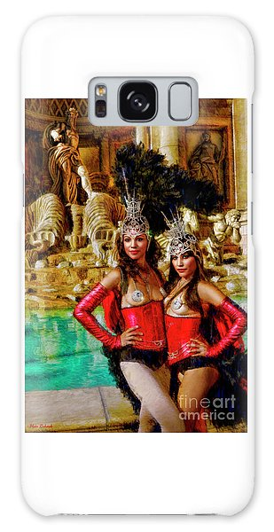 Las Vegas Showgirls Galaxy Case
