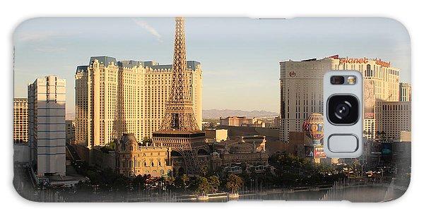 Las Vegas Skyline Galaxy Case