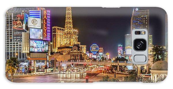 Las Vegas Strip Paris Galaxy Case