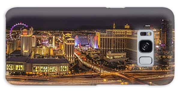 Las Vegas Strip Galaxy Case