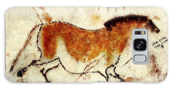 Lascaux Prehistoric Horse Galaxy Case