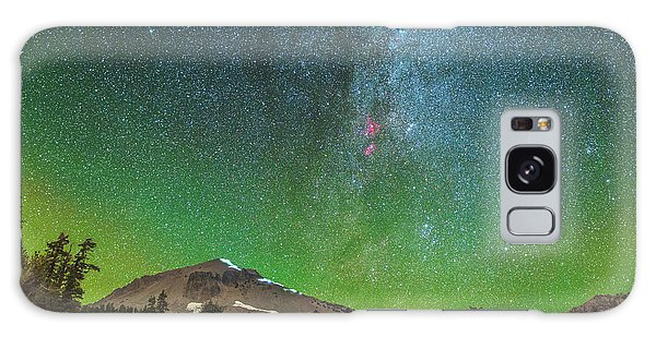 Lassen Nights Galaxy Case