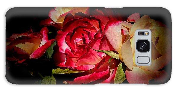 Last Summer Roses Galaxy Case
